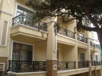 Балконы одного из корпусов