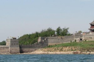«Голова Дракона» – начало Великой Китайской стены