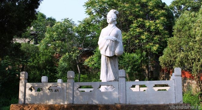 Храм святой Мэн Цзян – памятник верности мужу