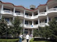 Корпус с балконами