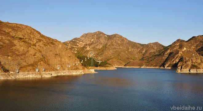 Горное озеро Янсай