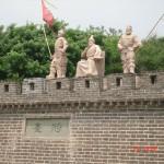 Скульптуры военачальников